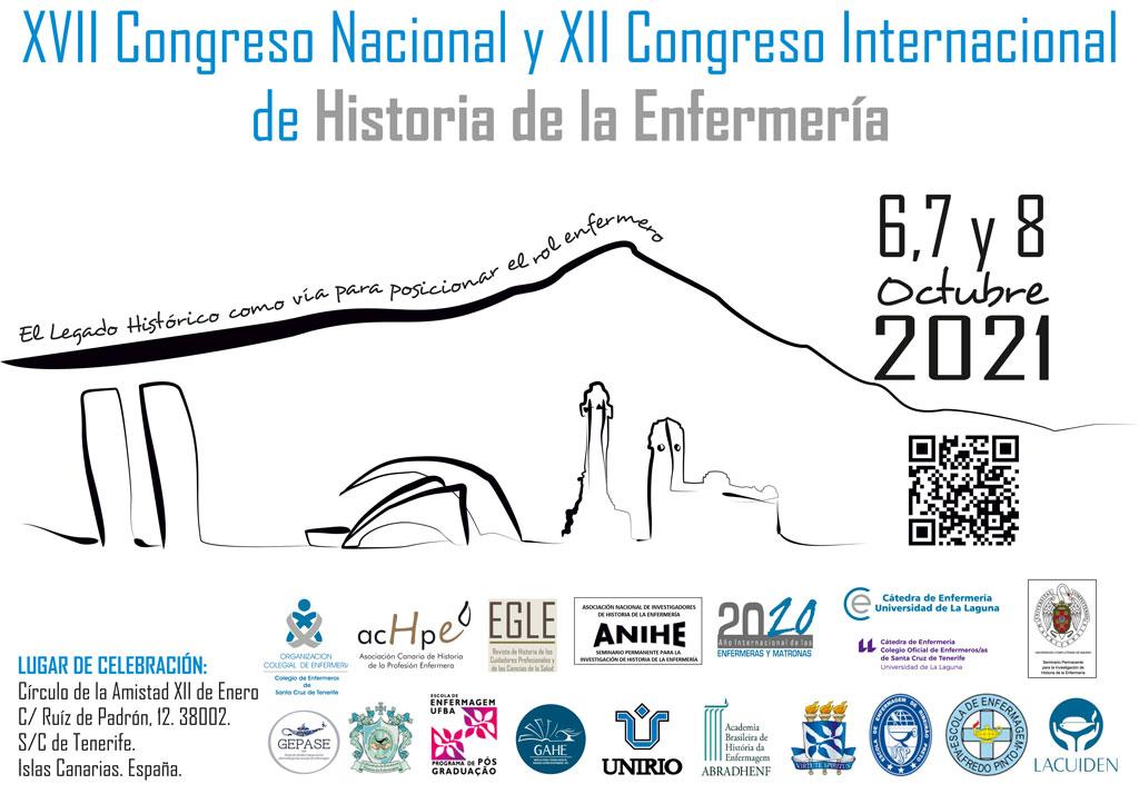 XVII Congreso Nacional y XII Congreso Internacional de Historia de la Enfermería